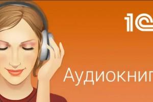 Использование кода в приложении 1С:Аудиокниги.