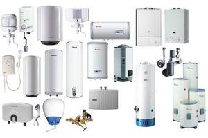 Бойлеры - водонагреватели электрические