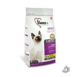 1ST CHOICE Active or Finicky сухой корм д/кошек Цыпленок 5,44 кг