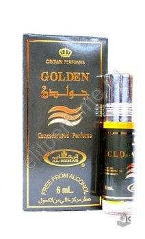 Духи Golden (Al-Rehab) 6мл масляная арабская парфюмерия Оптом