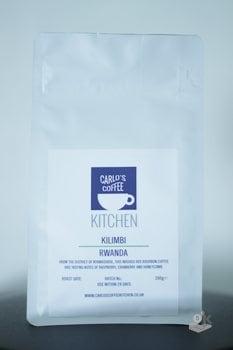 Rwanda Kilimbi 100% Specialty coffee