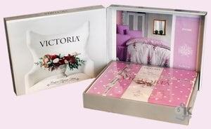 """Постельное белье """"Victoria"""" из ранфорса"""