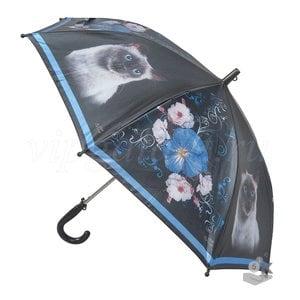 Зонт детский 1277C Popular трость автомат