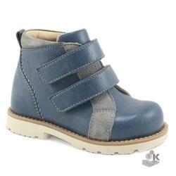 Ботинки МЕГА Ортопедик детские синий