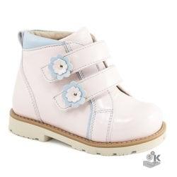 Ботинки МЕГА Ортопедик детские розовый