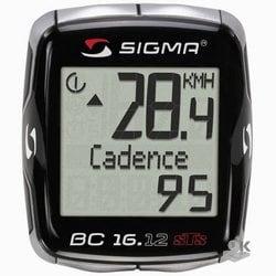 "Велокомпьютер Sigma ""BC 16.12 STS Topline"""