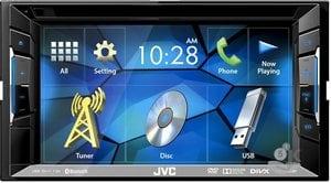 Автомагнитола JVC KW-V220BT