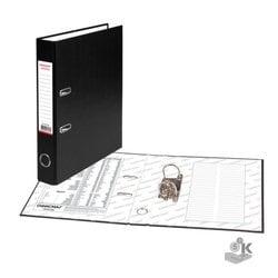 Папка-регистратор ОФИСМАГ с арочным механизмом