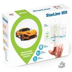 Автосигнализация для автомобилей Starline m96