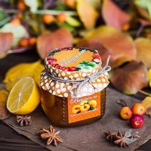 Варенье абрикосовое оптом напрямую от производителя Вкуснэль. Жми!