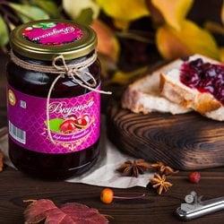 Варенье вишневое оптом напрямую от производителя Вкуснэль. Жми!