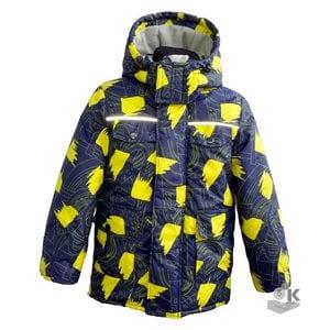 Winter jacket.