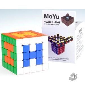 Кубик Рубика MoYu HuaChuang 5x5