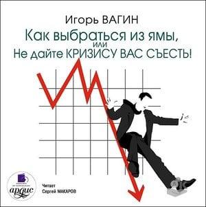 1С:Аудиокниги. Вагин И. О. Как выбраться из ямы, или Не дайте кризису вас съесть!