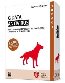 G Data Antivirus (1 ПК, 1 год)