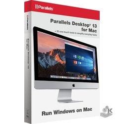 Parallels Desktop 13 для Mac