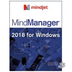 Mindjet MindManager 2018 для Windows - Single