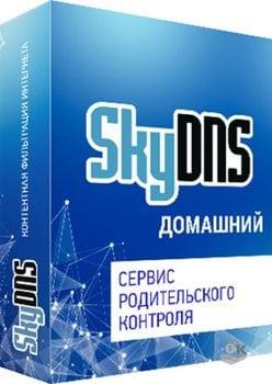 SkyDNS Домашний (лицензия на 1 год)
