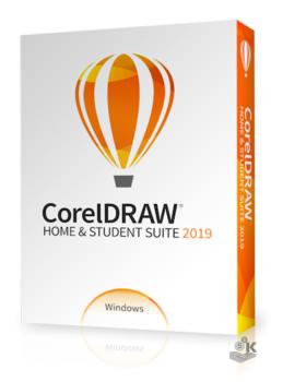 CorelDRAW Home & Student Suite 2019