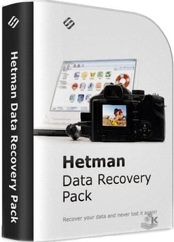 Hetman Data Recovery Pack (8 в 1) Домашняя версия