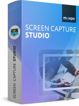 Movavi Screen Capture Studio 9. Персональная лицензия